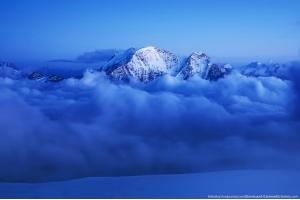 Фото гора эльбрус 8