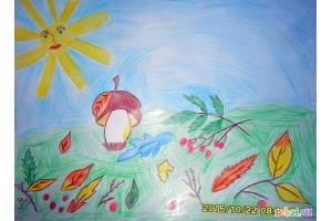 Природа рисунок 2