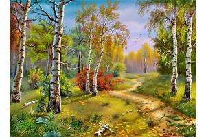 Природа рисунок 3