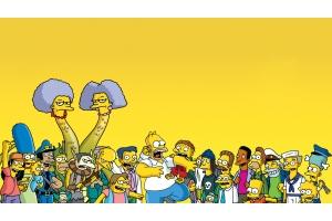 Симпсоны фото 1