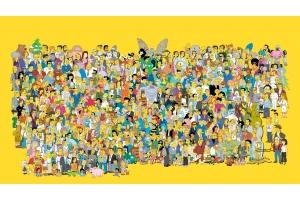Симпсоны фото 2