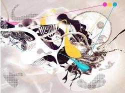 Абстракция рисунки hd