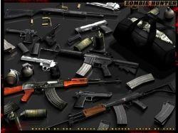 Картинки оружие из сталкера