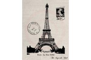 Эйфелева башня рисунок 8
