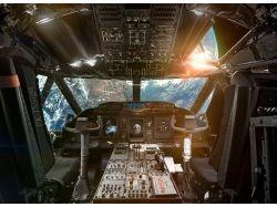 Фото космос глазами космонавтов
