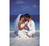 Красивые свадебные фото летом 7