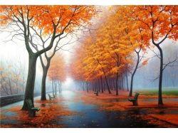Креативные фото осень 7