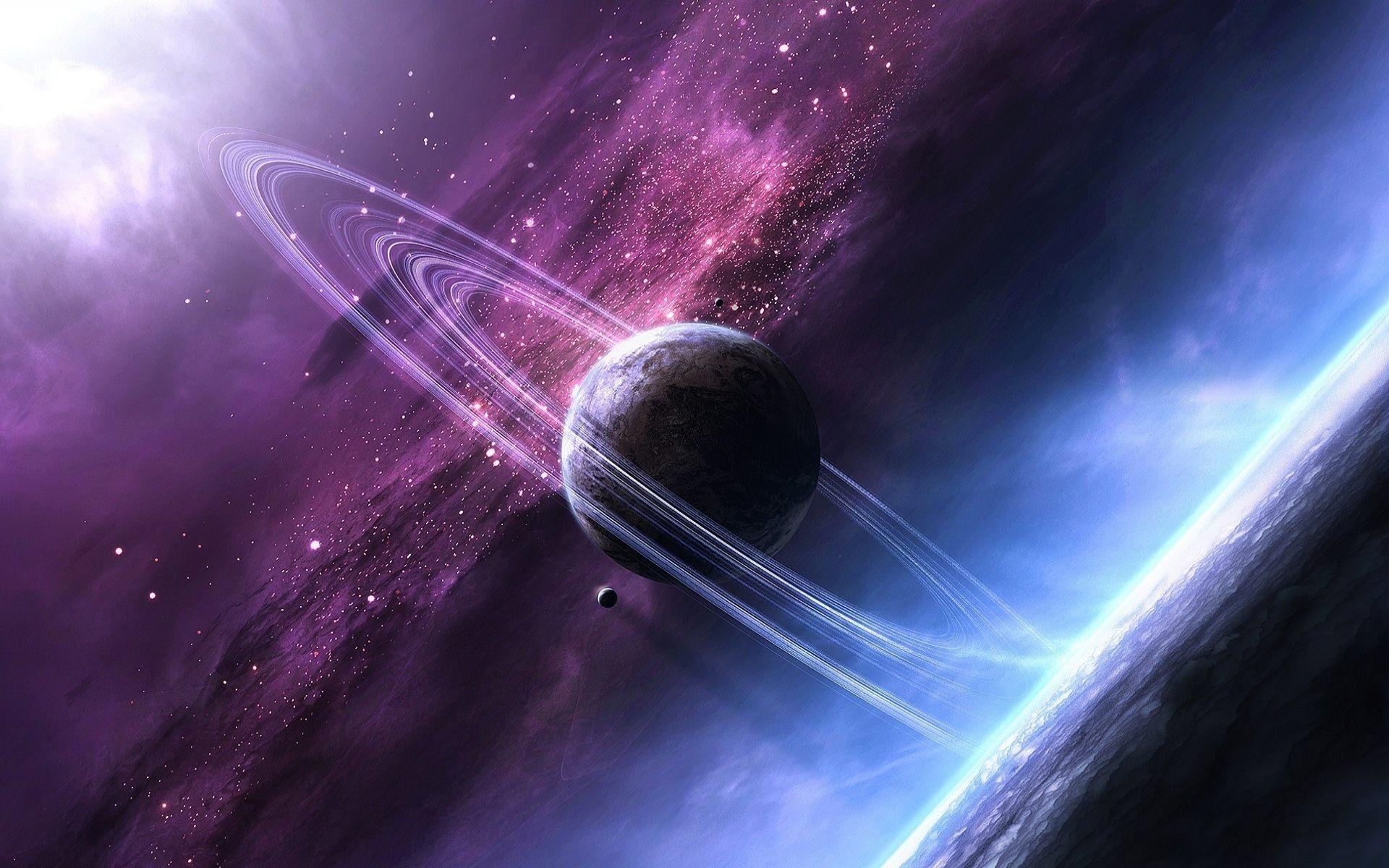 Картинки космос для рабочего стола