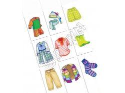 Картинки одежда для детей со светоотражающими