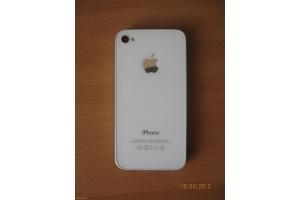 Айфон 4 белый фото