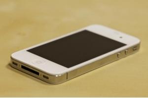 Айфон 4 белый фото 6