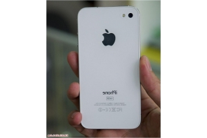 Айфон 4 белый фото 8