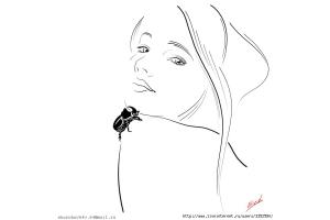 Рисунки карандашом любовь 4