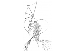 Рисунки карандашом любовь 5