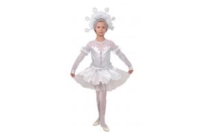 Новогодний костюм снежинки фото 6