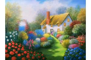 Сказочный домик картинки 1