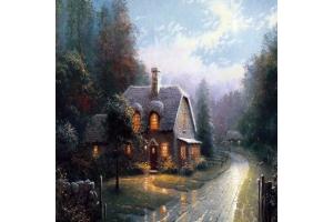 Сказочный домик картинки 2