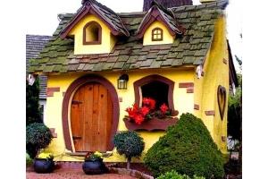 Сказочный домик картинки 3