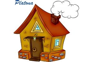 Сказочный домик картинки 7