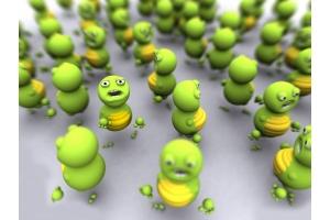 Фото микробы
