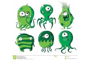 Фото микробы 8