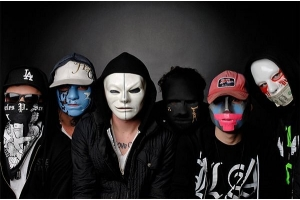 Hollywood undead без масок фото 3