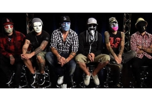 Hollywood undead без масок фото 4