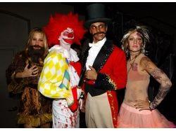 Хэллоуин фотографии с костюмированных вечеринок