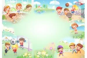 Картинки спорт и дети 6
