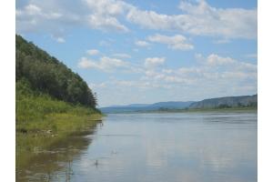 Река амур на карте