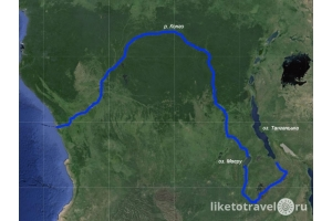 Река амур на карте 8