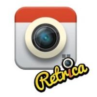 Retrica фотошоп онлайн 5