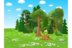 Картинки животные леса 6