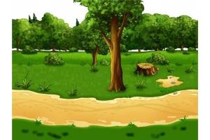 Картинки животные леса 8
