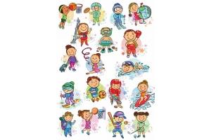 Картинки спорт детские 5
