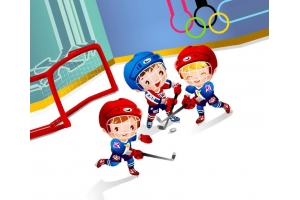 Картинки спорт детские 8