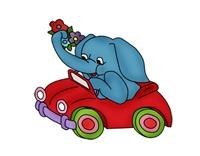 Картинки слоники 2