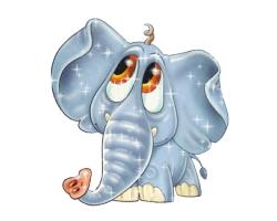 Картинки слоники 8