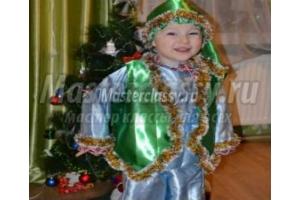 Новогодний костюм петрушки фото 4