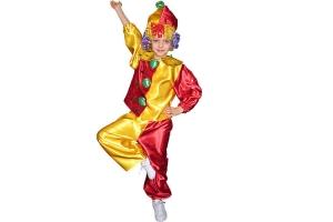 Новогодний костюм петрушки фото 7