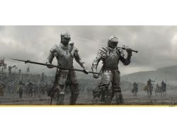 Фэнтези картинки рыцари воины