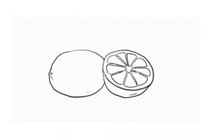 Картинка лимон 8