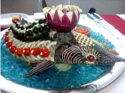 Рыбные блюда фото рецепты