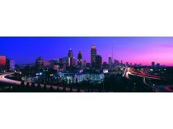 Панорамные фотографии больших городов