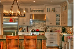 Модные кухни 2014 фото
