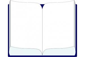Раскрытая книга картинки 2