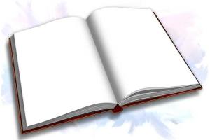 Раскрытая книга картинки 3