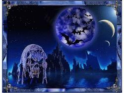 Хэллоуин картинки символами