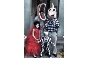 Картинки костюмов на хэллоуин 2