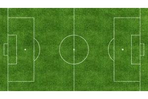 Разметка футбольного поля 1